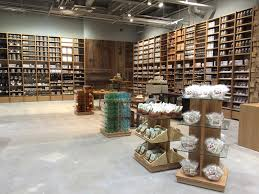 muji store los angeles california retail design blog