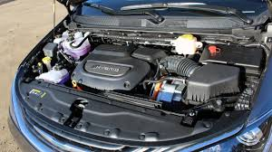 Inlet and retry to charge. 2017 Chrysler Pacifica Hybrid First Drive Electrify The Whole Famn Damily