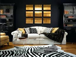 black and grey living room decor gold living room decor black wall black and green living