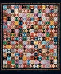 45 best Broken Dishes QUILTS images on Pinterest   Block quilt ... & Broken Dishes Quilt Pattern   Broken Dishes. Beautiful! Adamdwight.com