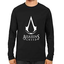 Buy Assassin's Creed Logo Full Sleeve T-Shirt & Merchandise In India ...