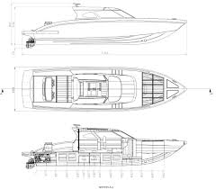 Fishing Boat Hull Design Vessel Review Swedish High Performance Interceptor