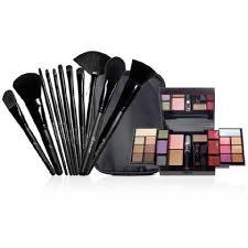 e l f studio makeup artist brush and palette set 45