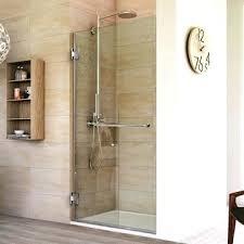 shower glass door installation shower doors delta glass shower door installation