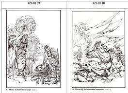 Kleurplaten Oude Testament