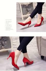 2019 женская обувь, <b>туфли лодочки</b> с острым носком ...