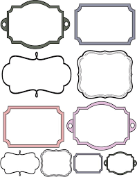 printable frame templates 28 images of free printable frame template infovia net