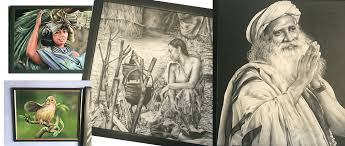 painting artist in coimbatore