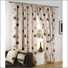 fine design cream and brown curtains enjoyable red inverness ready made eyelet lined
