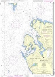 Southeast Alaska Chart Noaa Chart 17378 Port Protection Prince Of Wales Island