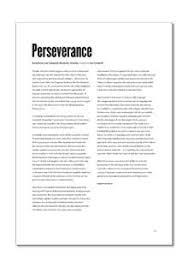essay on perserverance perseverance essays