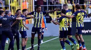 Fenerbahçe 2-1 Kasımpaşa - Fenerbahçe Spor Kulübü