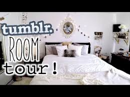 tumblr inspired room tour youtube