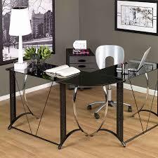 home office desks ikea. Image Of: Glass L Shaped Desk Ikea Home Office Desks