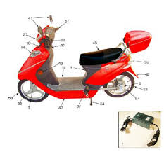 voy scooter electrical wire diagram voy automotive wiring diagrams electra voy 88911 phantom iv electric scooter homepage forum