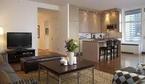 Modern Small New York Apartments Decorating Interior Studio Small New York Apartments Interior