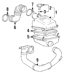 parts com® toyota matrix engine parts oem parts diagrams 2004 toyota matrix xrs l4 1 8 liter gas engine parts