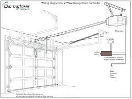 bypass garage door safety sensor genie