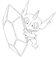Coloring Pages Mega Legendary Pokemon Coloring Pages For Kids Free