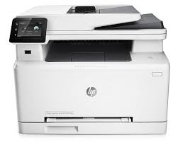 Hp Laserjet Pro M277dw Wireless All In One Colour Printer Amazon
