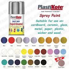 Plastikote Colour Chart Plasti Kote For Sale Ebay