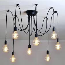 10 light chandelier light cable chandelier in black spillray 10 light chandelier 10 light chandelier