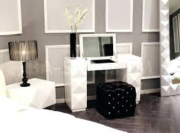white vanity with mirror and lights. vanities: white makeup vanity chair with mirror desk table combo eva and lights n