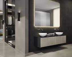 High End Modern Bathroom Vanities Cabinets Coleccion Alexandra