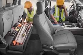 2018 ford f 350 interior seating and storage jpeg