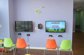 fun office room. Pediatric And Orthodontics Dentistry Fun Zone Office Room