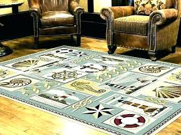 beach nautical rug runners house rugs indoor outdoor runner c waves coastal themed decorating ideas for nautical rug runners