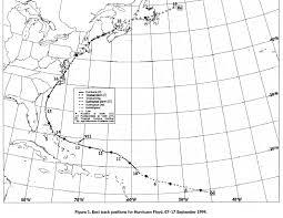 Hurricane Floyd September 15 18 1999