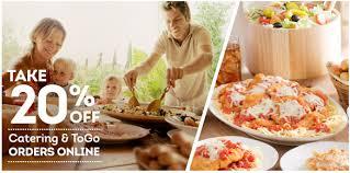 deals at olive garden. OLIVE GARDEN $$ Save 20% On Your Catering \u0026 ToGo Online Orders! Deals At Olive Garden A