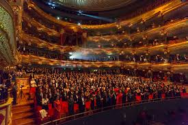 Театр оперы и балета Астана Опера  o театре