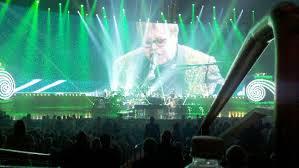 Elton John Million Dollar Piano Seating Chart Elton John The Million Dollar Piano Las Vegas 2019 All