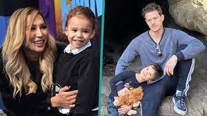 Naya Rivera's Son Josey Bonds With Dad ...