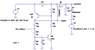solid state circuit breaker for microcontrollers edn Circuit Breaker Schematic the main disadvantage of this circuit compared to integrated hot swap controllers is the relatively large voltage drop through the sense resistor r1, circuit breaker schematic symbol