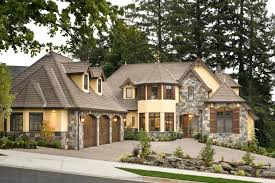 exterior square footage calculator square feet of a house with stone decoration with beige exterior paint