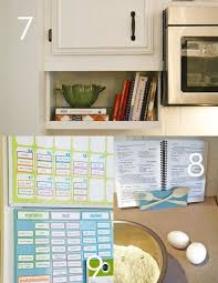 Image Recipe Book Created At 08282012 Curbly Roundup 10 Diy Recipe And Cookbook Storage Ideas Curbly