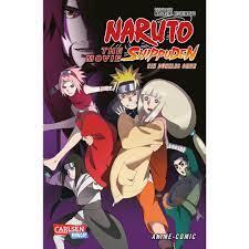 Naruto the Movie: Shippuden Ein dunkles Omen (Movie 4) - Takagi GmbH -Books  & More- (高木書店・ドイツ)