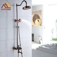 delta hydro rain shower head installation