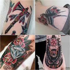 тату олдскул самые популярные татуировки в стиле олдскул