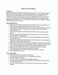 Emt Resume Examples Best Of Emergency Medical Technician Resume