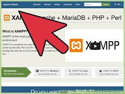 3 Ways To Set Up A Personal Web Server With Xampp Wikihow