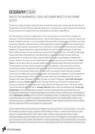 essay on environmental social and economic impacts on an economic essay on environmental social and economic impacts on an economic activity