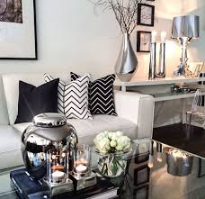 Decorating advice: Elements of modern glamour