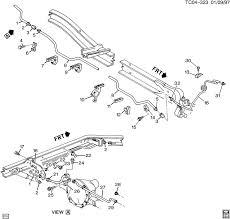 2000 blazer rear brake diagram diagram 1999 Chevy Blazer Transmission Wiring Diagram Chevy S10 Wiring Harness Diagram