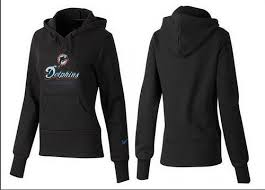 Shipping Pullover Authentic Black Miami Women's Cheap Offer With Real And Dolphins Free Price Hoodie Logo