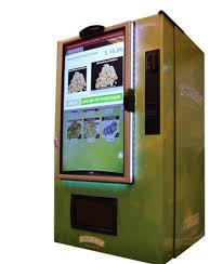 American Green Vending Machine Unique American Green Marijuana ATM Dispenses Legal Goodies Vending Machine