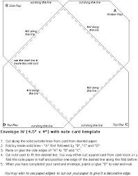 4 By 6 Note Card Template